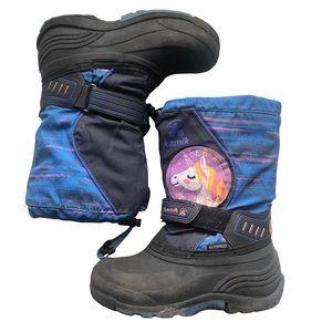 Kamik Girls Kids Winter Snow Boots